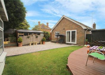 Thumbnail 3 bedroom detached bungalow for sale in Penstone Park, Lancing, West Sussex