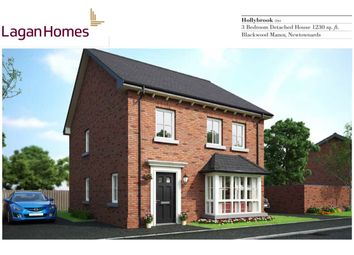 Thumbnail 3 bed detached house for sale in Blackwood Manor, Mountain Road, Newtownards