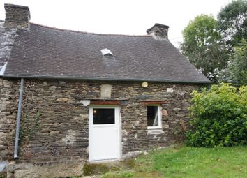 Thumbnail 2 bed cottage for sale in Chateauneuf-Du-Faou, Finistere, 29520, France