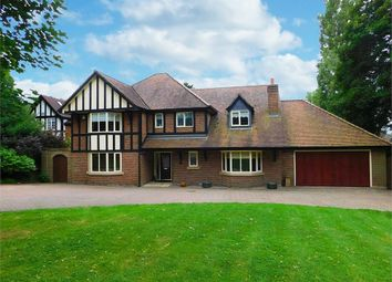 Thumbnail 4 bed detached house for sale in Melton Road, North Ferriby, East Riding Of Yorkshire