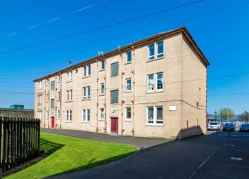 Thumbnail 1 bedroom flat for sale in Falconer Street, Port Glasgow