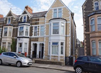 Thumbnail 6 bedroom end terrace house for sale in Claude Road, Roath