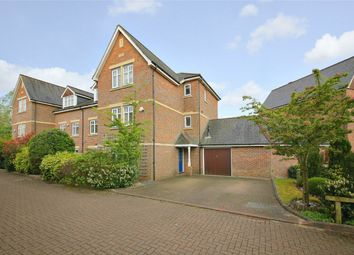 Thumbnail 4 bed semi-detached house for sale in Minister Court, Frogmore, St Albans, Hertfordshire