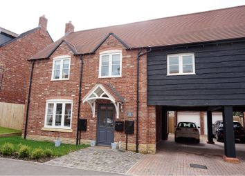 Thumbnail 4 bed link-detached house for sale in Raunstone Close, Ravenstone