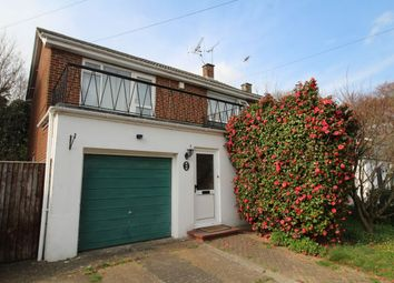 Thumbnail 3 bed detached house to rent in Randolph Close, Canterbury
