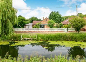 Thumbnail 3 bed detached bungalow for sale in Nene Parade, Benwick, March