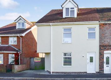 Thumbnail 4 bed end terrace house for sale in Manor Road, Lydd, Romney Marsh, Kent