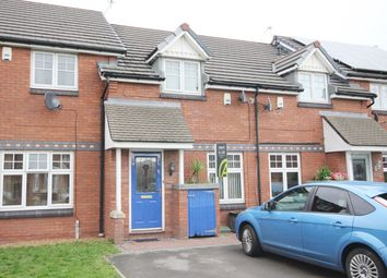 Thumbnail 2 bed town house for sale in Gladstone Way, Newton-Le-Willows