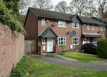 Thumbnail 3 bed town house for sale in Fox Gardens, Lymm