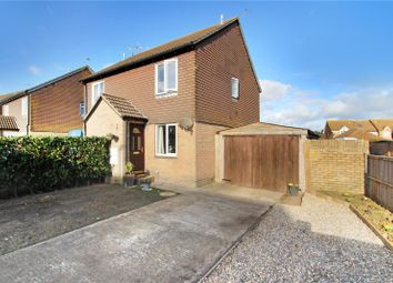 Thumbnail 2 bed semi-detached house for sale in Compass Close, Littlehampton