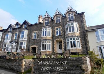 Thumbnail 1 bed flat to rent in Bryn Y Mor Road, Aberystwyth, Ceredigion