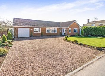 Thumbnail 4 bed bungalow for sale in Priory Road, Fishtoft, Boston, Lincolnshire