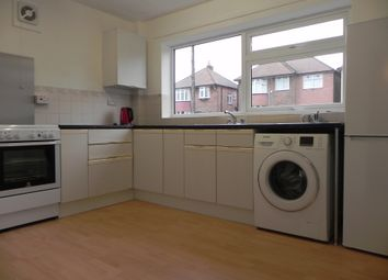 Thumbnail 2 bed flat to rent in Coningsby Gardens East, Woodthorpe