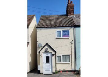 2 bed terraced house for sale in West End Road, Tiptree, Colchester CO5