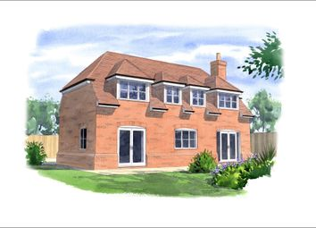 Thumbnail 5 bed detached house for sale in Beech Close, Penton Harroway, Andover