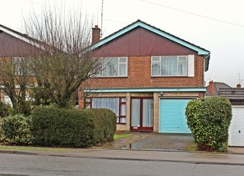 Thumbnail 4 bed detached house for sale in Leamington Road, Styvechale, Coventry