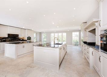 Thumbnail 9 bed detached house for sale in Abbey View, Mill Hill, London