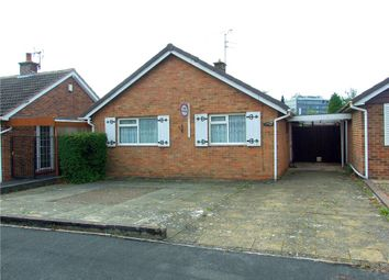 Thumbnail 2 bedroom detached bungalow for sale in Kedleston Close, Allestree, Derby