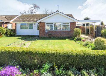 Thumbnail 3 bed detached bungalow for sale in Gables Avenue, Southrepps, Norwich