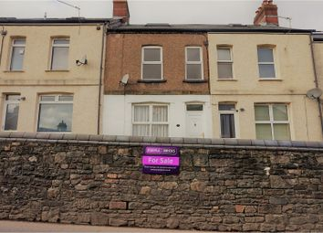 Thumbnail 2 bed terraced house for sale in Lethbridge Terrace, Pontypool