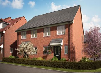 "Thumbnail 2 bed semi-detached house for sale in ""The Crofton"" at Bartons Road, Havant"