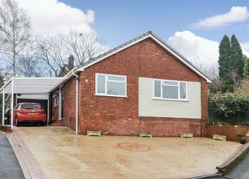 Thumbnail 3 bed detached bungalow for sale in Kingfisher Drive, Hednesford, Cannock