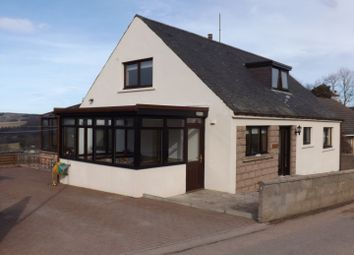 Thumbnail 4 bed detached house for sale in Conval Street, Dufftown, Keith