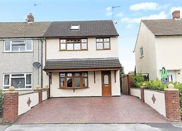 Thumbnail 3 bed semi-detached house for sale in Edinburgh Avenue, Walsall