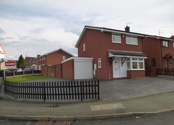 Thumbnail 3 bed detached house for sale in Gatis Street, Dunstall, Wolverhampton