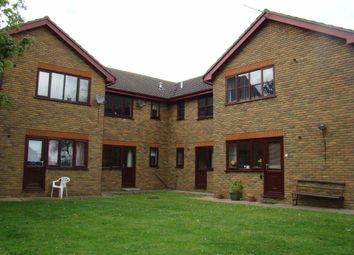 Thumbnail 1 bed flat to rent in Lower Crescent, Linford, Stanford-Le-Hope, Essex