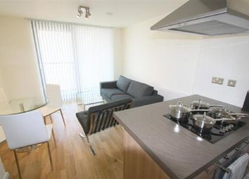 Thumbnail 1 bed flat to rent in Vertex Tower, 3 Harmony Place, Deptford, London