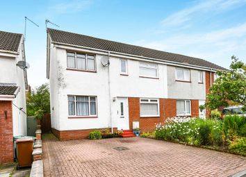 Thumbnail 4 bed semi-detached house for sale in Broadwood, Coylton, Ayr