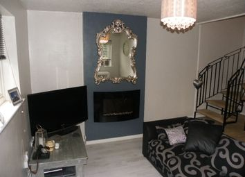 Thumbnail 1 bed end terrace house to rent in Rushmoor Drive, Chapelfields, Coventry