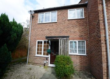 Thumbnail 1 bed end terrace house to rent in St. Benedicts Close, Aldershot