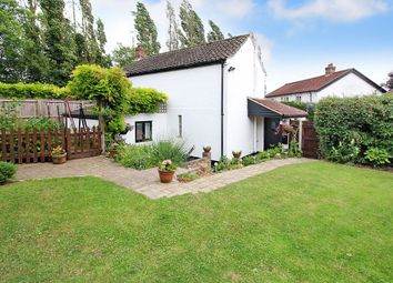Thumbnail 2 bed cottage for sale in Hare Road, Great Plumstead, Norwich