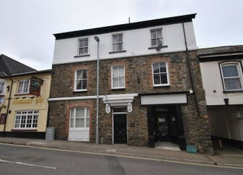 Thumbnail 1 bedroom flat to rent in 1 Bed Ground Floor Flat, Fore Street, Bideford