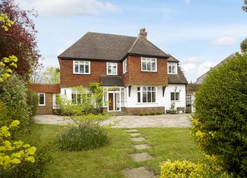 Thumbnail 5 bed detached house to rent in Higher Drive, Banstead
