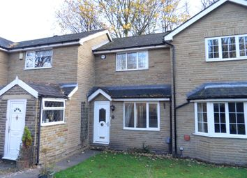 Thumbnail 2 bed terraced house for sale in The Sycamores, Dewsbury, West Yorkshire