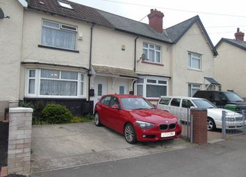 Thumbnail 3 bed terraced house for sale in Greenfarm Road, Cardiff
