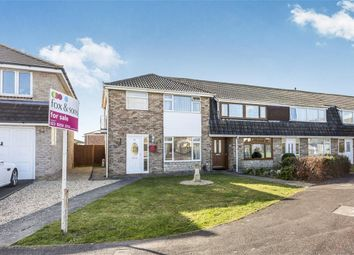 Thumbnail 3 bed end terrace house for sale in Broadsands Drive, Gosport