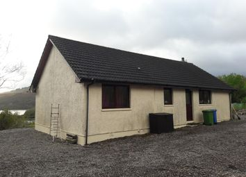 Thumbnail 3 bedroom detached bungalow for sale in 18 Torrin, Isle Of Skye