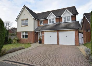 Thumbnail 5 bed detached house for sale in Larkspur Way, Southwater, Horsham, West Sussex