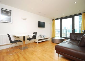 Thumbnail 1 bed flat to rent in Proton Tower, Canary Wharf