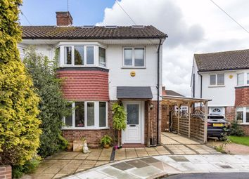 Thumbnail 3 bedroom property for sale in Garden Close, Hampton