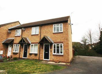 Thumbnail 1 bedroom semi-detached house to rent in Orchardene, Newbury