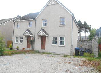 Thumbnail 3 bed semi-detached house to rent in Beech Tree Road, Banchory