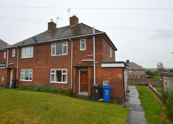 Thumbnail 1 bedroom flat for sale in Kingsley Avenue, Grangewood, Chesterfield