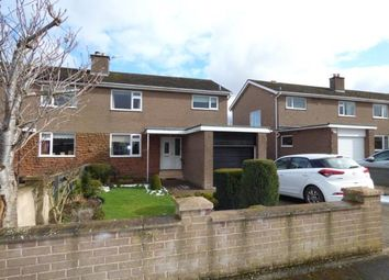 Thumbnail 3 bed semi-detached house for sale in Westhaven, Thursby, Carlisle