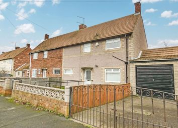 Thumbnail 3 bed semi-detached house for sale in Bridge Road, Lynemouth, Morpeth