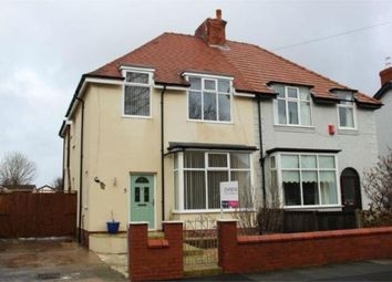 Thumbnail 4 bed semi-detached house to rent in Cornwall Place, Blackpool